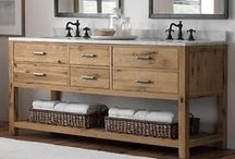 Rustic Themed Vanity Ideas