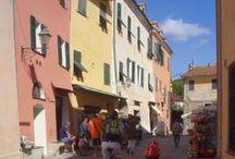 San Lorenzo al Mare / Bellissimo borgo costiero della Riviera ligure di ponente...