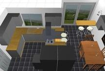 Easy Planner 3D / Easy Planner 3D is a web based free to use room planing tool, used to plan kitchens, bedrooms, bathrooms and interiors in general.