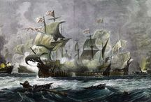 Spanish Armada / by Sarah Hiscoke