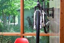 Bike Storage / Your bikes are better than that. C'mon.