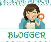 Blog İpucları / Blogger yardım ve blog ipuclarının olduğu pano.