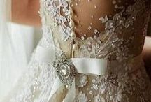 Wedding Dress Ideas / Wedding dress ideas!  A collection of various styles, shapes & colours etc.
