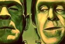 Frankenstein stuff