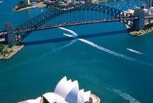 Australia travel / Australia travel stories and destination inspiration. Road trip itineraries, Australian city guides, beautiful beaches, laid-back towns and natural attractions Down Under. Follow for beautiful pictures of Australia!