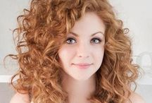 O R A N G E  H A I R. / Natural ou tingido? Não importa, por aqui você encontra lindas inspirações de cabelos ruivos!