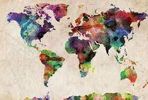 Lugares donde ir ! / Lugares que visitare algún día !
