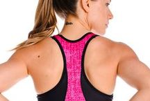 Coeur Sports Run Tanks / Stylish and Cute tank tops for running