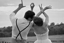 Mariés / Idée pour prendre les mariés en photo