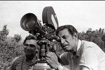 Satyajit RAY / Réalisateur, écrivain et compositeur indien bengali 1921-1992