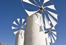 Moulins (mill) / Tous les moulins de mon coeur... (Michel Legrand)