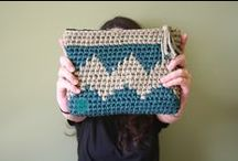Noctambulando Designs / Creaciones de Noctambulando en el Bosque, creaciones propias. Crochet, trapillo, diy...