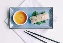 Vietnamees eten - Culinessa.com / Op mijn blog Culinessa.com kom je verschillende recepten tegen. Speciaal voor jullie maake ik een board met alleen mijn Vietnamese recepten. Veel plezier met maken ;)