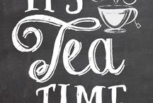 The time Tea