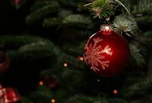 Christmas at Gravetye Manor