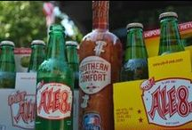 Ale-8-One Beverages / While nothing is better than a cold Ale-8-One on a hot summer day, why not be daring and spice it up with these awesome cocktails and mixers. They are sure to be a hit at any party!