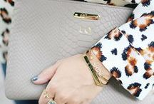 Animal print / Sempre presente nos guarda-roupas mais chic's!