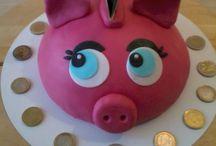 Torta Dolci, mijn eigen creatie's / All my own made cakes