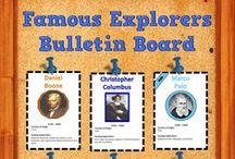 Social Studies Ideas / Resources, tips, blogs, freebies and more to help you teach social studies while making it fun!