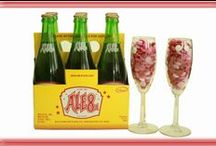 Rose's are red, violets are blue Ale-8 is sweet just like you! / Looking for that something sweet for that special someone? We've got plenty of ideas on how to include Ale-8-One in your Valentine's Day gifts!