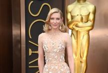 And the Oscar of dress 2014 goes to...