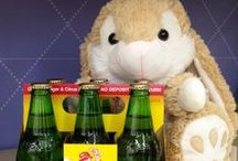 An Ale-8-One Easter / Ale-8-One looks great in an Easter basket. Pick one up today to add to yours!