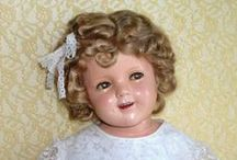 Shirley Temple Dolls / by Terri Kehl