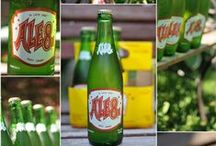 Food Network Magazines: Craft Soda U.S.A. / The June 2010 Food Network Magazine's article titled Pop Goes The Nation had a page where craft soda's around the United States were featured. Ale-8-One was one of the featured craft soda's.