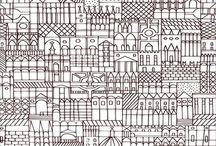 Pattern + print