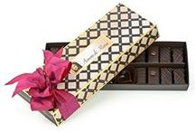 Amore di Mona's Dark Chocolate & Caramela / Couverture Chocolat Speciale bars and gifts