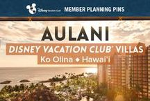 Welcome Home to Aulani / Enjoy your own piece of paradise as a Member of Disney Vacation Club with a unique vacation ownership opportunity on O'ahu: Aulani, Disney Vacation Club Villas, Ko Olina, Hawai'i.