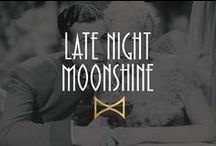Late Night Moonshine / Get creative and make every late night date night one to remember.