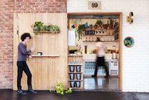 Melbourne cafes
