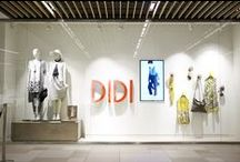 Purmerend - Concept Store / Persoonlijk, tijdloos en innovatief: de nieuwe winkel is helemaal volgens de nieuwe Didi formule. Kom langs om te ontdekken waar Didi echt voor staat!