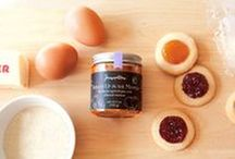 Jamnation Recipes / Think Outside The Jar - recipes of food you can create with our jams!