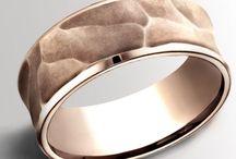 Amara Stone / Fine, Distinct Men's Wedding Bands