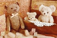 Teddies and friends