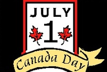 Canada Day July 1st