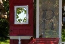 Creative Old Doors