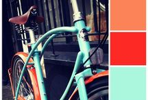 Color - moodboards / #Moodboards with #color #schemes