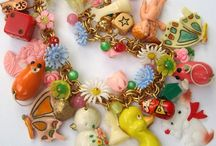 Jewelry of recycled material / Amazing #jewelry made of #recycled materials
