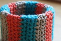 Crochet projects / Colorful projects to #crochet