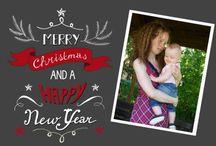 Christmas cards / Christmas cards I like