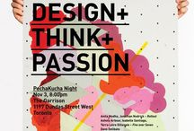 Flyers inspiration / Inspirerende voorbeelden grafisch ontwerp van flyers