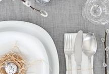 Konfirmasjon / Table setting / K O N F I R M A S J O N