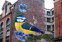 Street Art & Inspiration