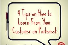 Pinterest voor jouw bedrijf / Tip om Pinterest in te zetten als marketingmiddel voor je bedrijf / by De Schildertuin