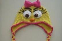 handmade crochet & knitting hats & shoes / andmade crochet & knitting hats & shoes for babies and toddler