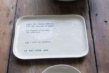 Ceramica / by Fina Viturtia