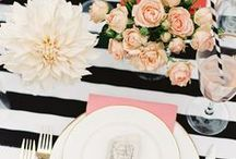 Decor / Décor ideas for Weddings and Birthdays...all your family celebrations, Corporate Events and more.